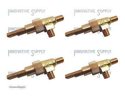 Jade Range 4418500200 Top Burner Gas Valve, Stove   – 4-PACK