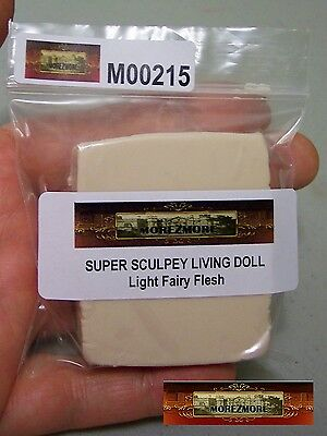 M00215 MOREZMORE Try Living Doll 2 oz Sample LIGHT Polymer Clay A60