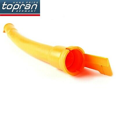 Vw Volkswagen  Passat Caddy Engine  Oil Dipstick Tube Funnel Guide 038103663