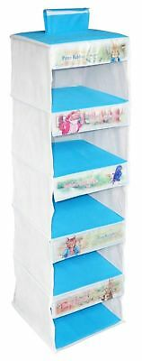 Peter Rabbit Wardrobe Organiser Peter Rabbit Free Shipping!