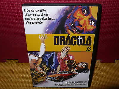 Dracula 73 - Christopher Lee - Peter Cushing