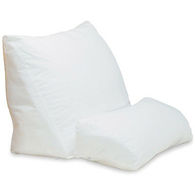 NEW Flip Pillow Case Cover - 10-in-1 Design Accommodates Every Position