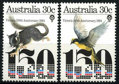 Australia 1984 SG#959-960, 150th Anniv Of Victoria MNH Set #D35845