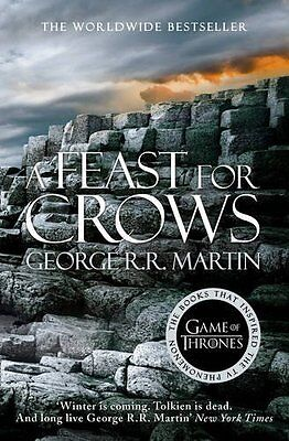 A Feast for Crows (A Song of Ice and Fire  - George R.R. Martin - New Paperback