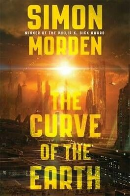 Curve of the Earth by Simon Morden Paperback Book (English)
