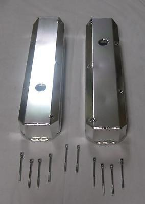 Small Block Mopar Plymouth Chrysler FABRICATED Valve Covers 318 340 360