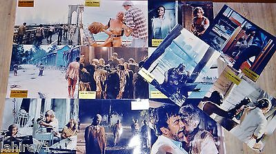 lucio fulci L' ENFER DES ZOMBIES tres rare photos cinema luxe  lobby cards 1979