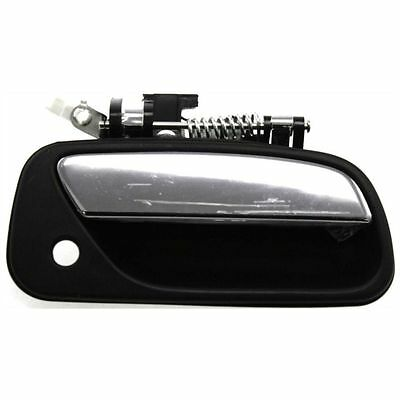 Tailgate Texture Black Back Outside Door Handle for Toyota T-100 Pickup 93-98