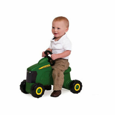 John Deere 35189 Foot To Floor Tractor Ride On Quadricycle Bike Trike Kids Toy