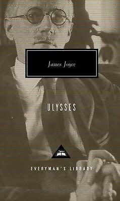 Ulysses by James Joyce (English) Hardcover Book Free Shipping!