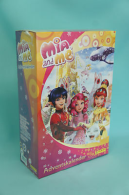 Panini Mia and Me Adventskalender Limited Edition Serie 3 Neu & OVP