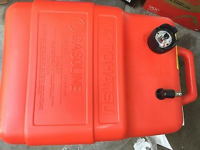 Tohatsu Outboard boat Fuel tank 25ltr