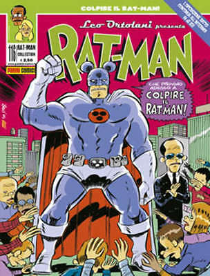 Rat-Man Collection N° 116 - Panini Comics - Ratman - Nuovo - Nu1