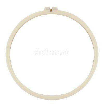 1pc Embroidery Hoops - Embroidery Cross Stitch Craft ABS