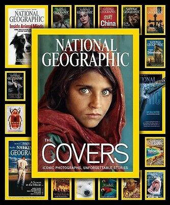 The Covers - National Geographic Mark Jenkins