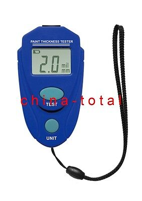 Paint Thickness Tester, Coating Thickness Gauge meter tester, car paint checker