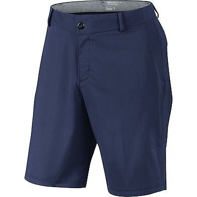 "Men's NIKE GOLF Modern Tech Woven Shorts - Size 30"" - Navy"
