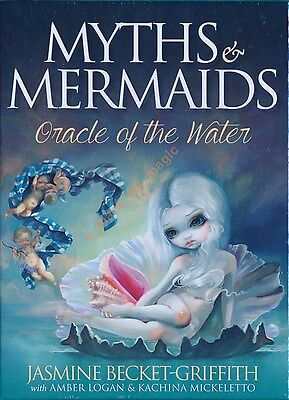 NEW Myths and Mermaids Oracle of the Water Cards