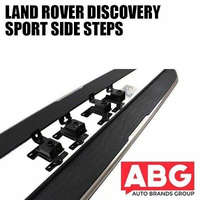 Brand New Oem Spec Side Steps Land Rover Discovery Sport 2015+ Vplcp0210
