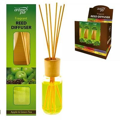 Apple And Green Tea Fragrant Reed Diffuser long lasting