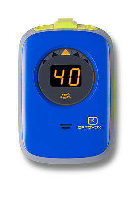 ORTOVOX Zoom + Avalanche Transceiver with Recco - Blue Ocean - w17