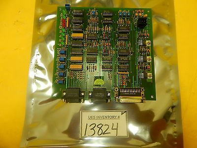 MRC Materials Research 884-53-000 Transfer Arm PCB Rev. B Board Eclipse Used