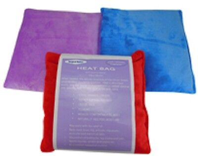 Heat Bag With Silicone Beads 18 X 18Cm Fleece X1 Lavender Fragrance