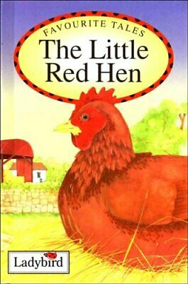 Little Red Hen (Ladybird Favourite Tales) by Randall, Ronne Hardback Book The
