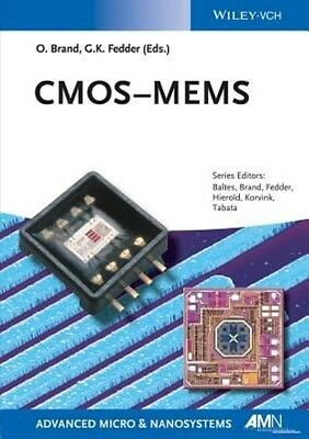 CMOS-MEMS by Henry Baltes Paperback Book (English)