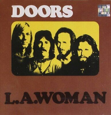 The Doors - L.A Woman - The Doors CD WBVG The Cheap Fast Free Post The Cheap