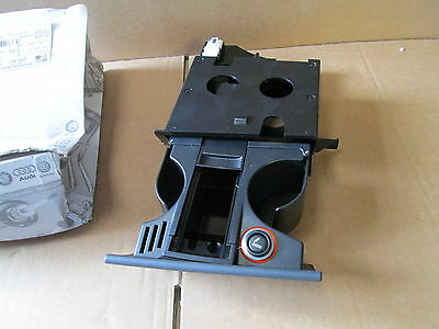 New Genuine Vw Transporter T5 Front Ashtray / Cup Holder Anthracite 7H285730171N