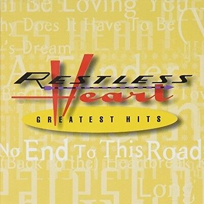 Restless Heart - Greatest Hits [New CD]
