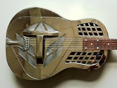 1942 National Resonator Guitar