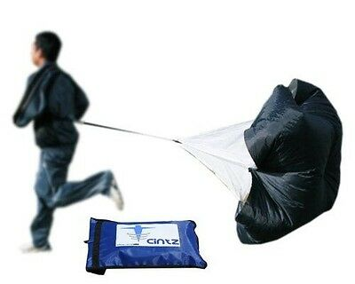 Cintz Speed Training Chute in a Carry Pouch, 56-Inch