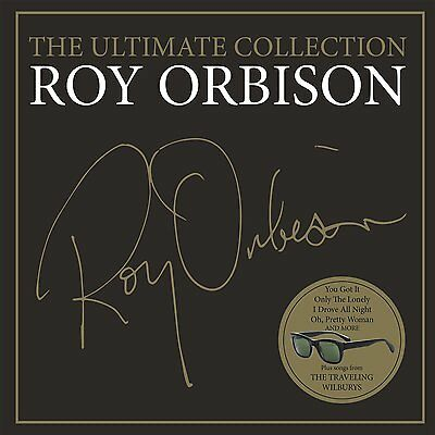 ROY ORBISON 'THE ULTIMATE COLLECTION' (Best Of) CD (2016)
