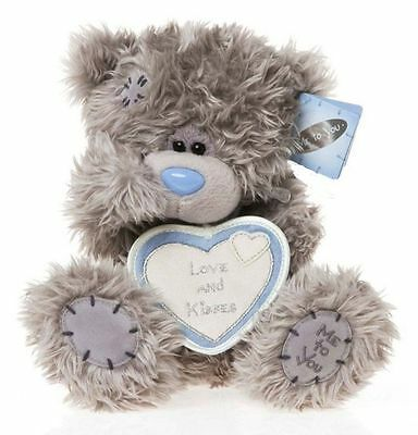 "Me To You 7"" Tatty Teddy Collectors Plush Bear - Love & Kisses Heart # 1513"