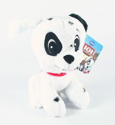 "101 Dalmatians 8"" PATCH dalmatian dog plush soft toy Disney - NEW!"