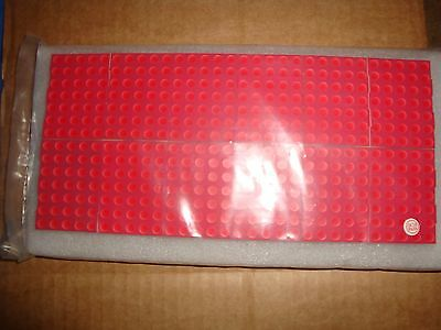 12pcs 5x7 LED matrix module 4mm red