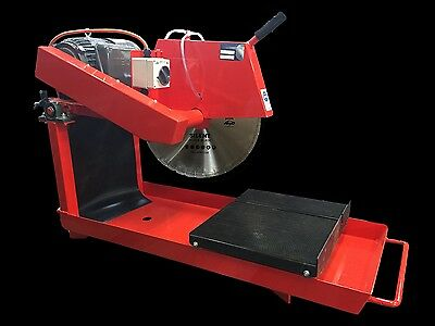 "20"" Blocksaw - With Mobile Stand"