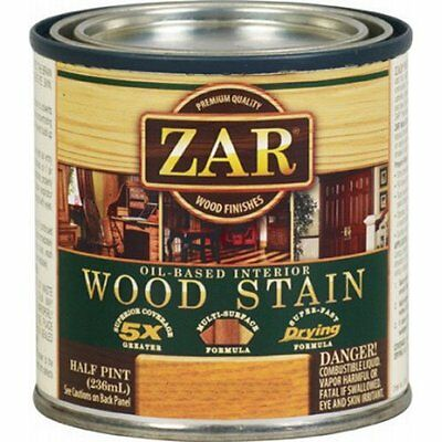 Zar 14006 Merlot Wood Stain Perfect Dries In 3 Hours New