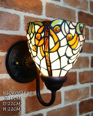 New arrivals@Stunning Floral Top Quality Tiffany Wall lights Wall Sconce