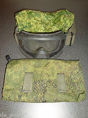 Russian military tactical 6B34 goggles (3rd Generation) with pouch