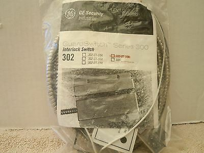 GE Security Switch 302-DT-06A. NEW