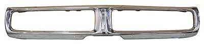 71 Dodge Charger Front Chrome Bumper AMD #100-2671