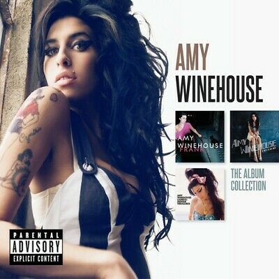 Amy Winehouse - Album Collection [CD New]
