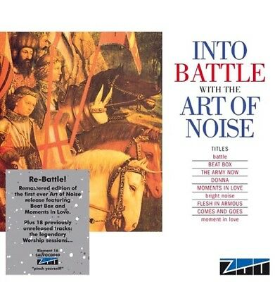 Art Of Noise - Into Battle With The Art Of Noise [CD New]