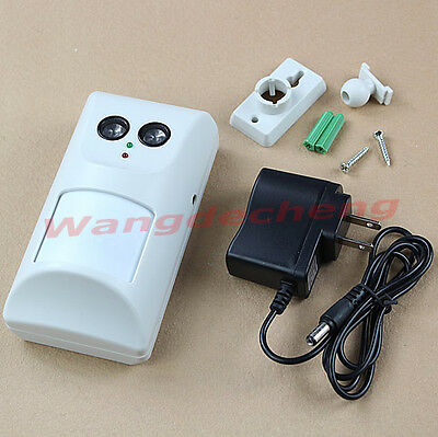 Ultrasonic Waves Infrared Harmless Pet Cats Dogs Repeller Repellent Controller