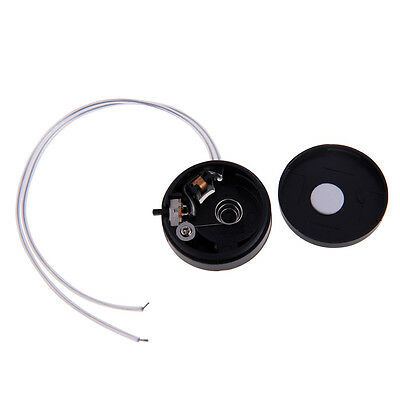 CR2032 Coin Button Cell Battery Holder Case With ON/OFF Switch Leads Black