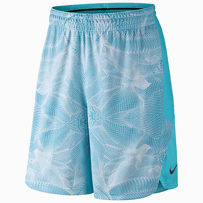 Men's NIKE Kobe Hyper Elite Basketball Shorts - Size Medium - Omega Blue