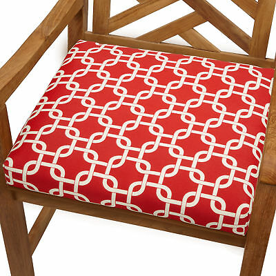 Mozaic Company Bree Outdoor Dining Chair Cushion